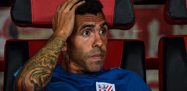 Tevez vive má fase no futebol chinês
