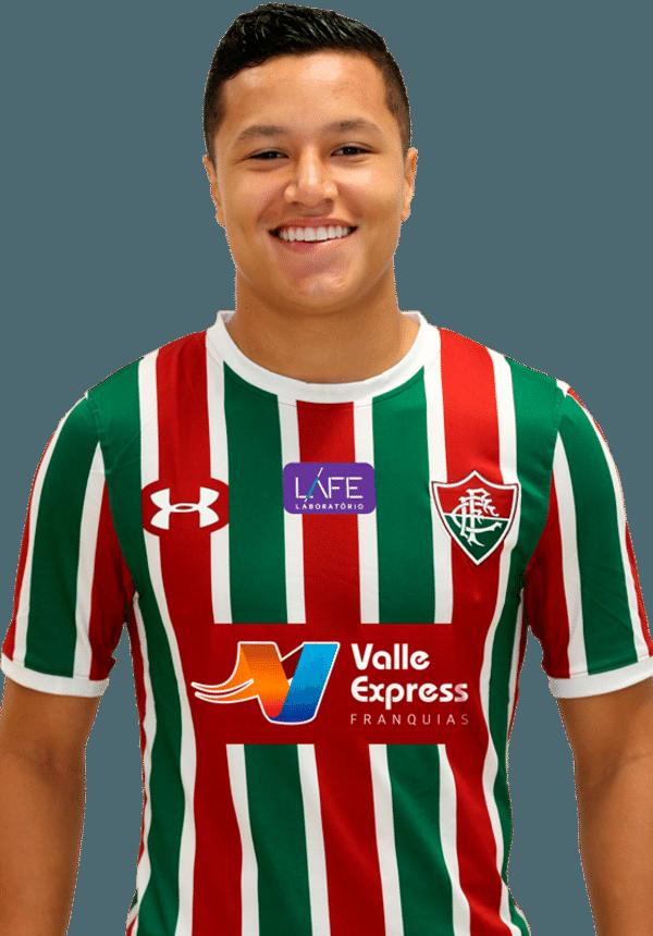 Marlon, lateral do Fluminense