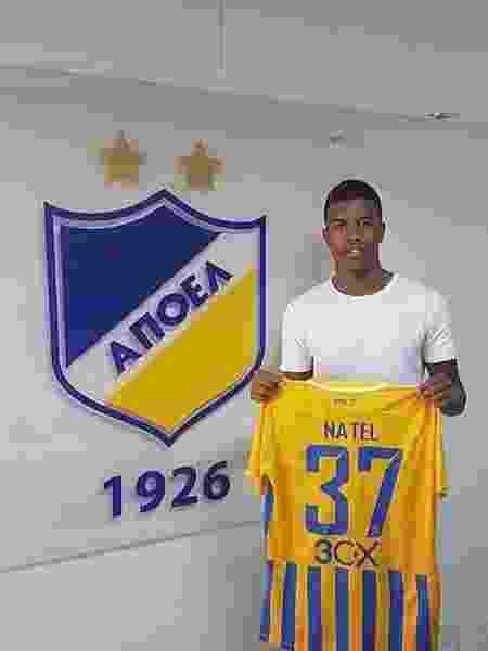 Léo Natel estava emprestado ao Apoel, time do Chipre, e não quis ser comprado - Divulgação