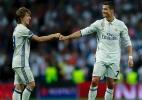 Juve vai atrás de Modric para reeditar parceria com C. Ronaldo, diz jornal - Gonzalo Arroyo Moreno/Getty Images