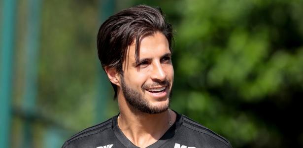 Volante é um dos líderes do elenco do Tricolor e dá voto de confiança ao uruguaio - Marcello Zambrana/AGIF