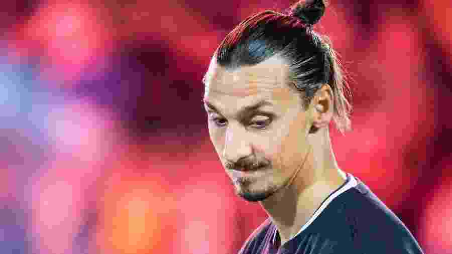 Ibrahimovic, atacante do Los Angeles Galaxy - Shaun Clark/Getty Images