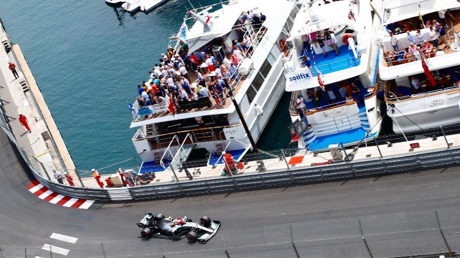 Fórmula 1 volta a Mônaco pela primeira vez desde maio de 2019 - Divulgação/Mercedes