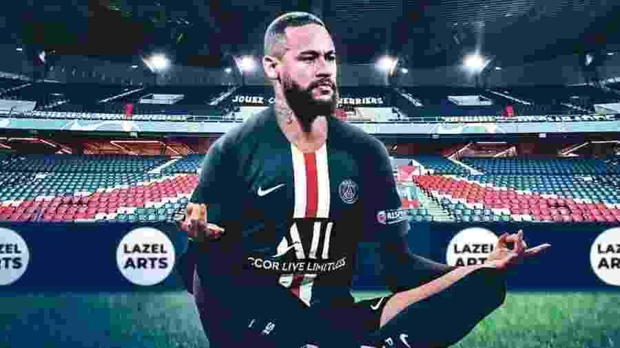 Neymar é o reforço mais caro da história do Paris Saint-Germain e também do futebol mundial - Reprodução