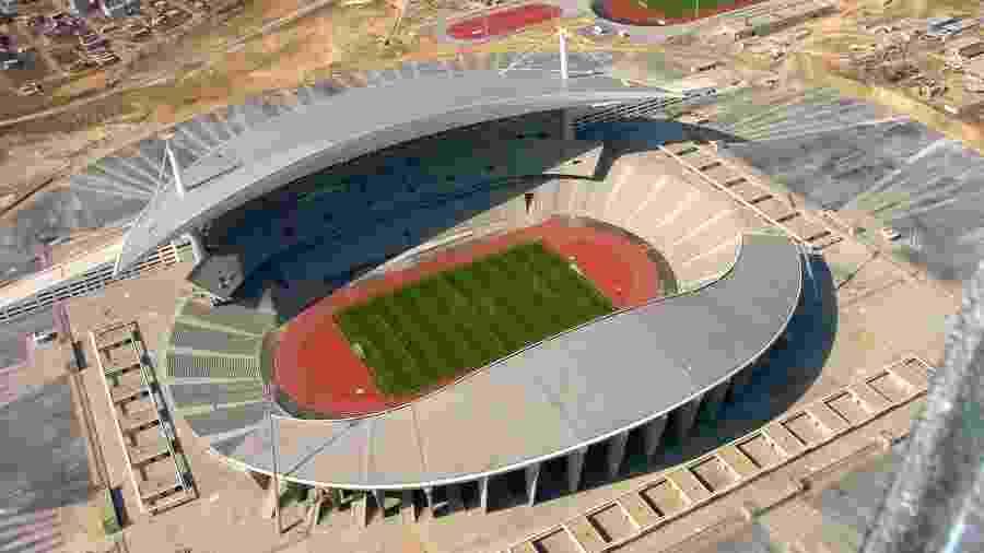 Decisão originalmente aconteceria em 30 de maio no Estádio Olímpico Ataturk - Turkish Olympic Committee/Handout/Anadolu Agency/Getty Images