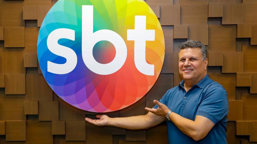 Téo José no SBT: ele é o narrador principal do SBT na Libertadores 2020 - Gabriel Cardoso/SBT