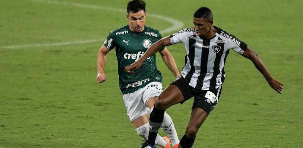 Perdeu a invencibilidade | Luxa fala em reforços, e Palmeiras pede dispensa de dupla da seleção sub-20