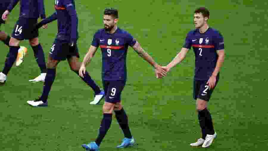 França e Suécia se enfrentam pela Liga das Nações - Xavier Laine/Getty Images