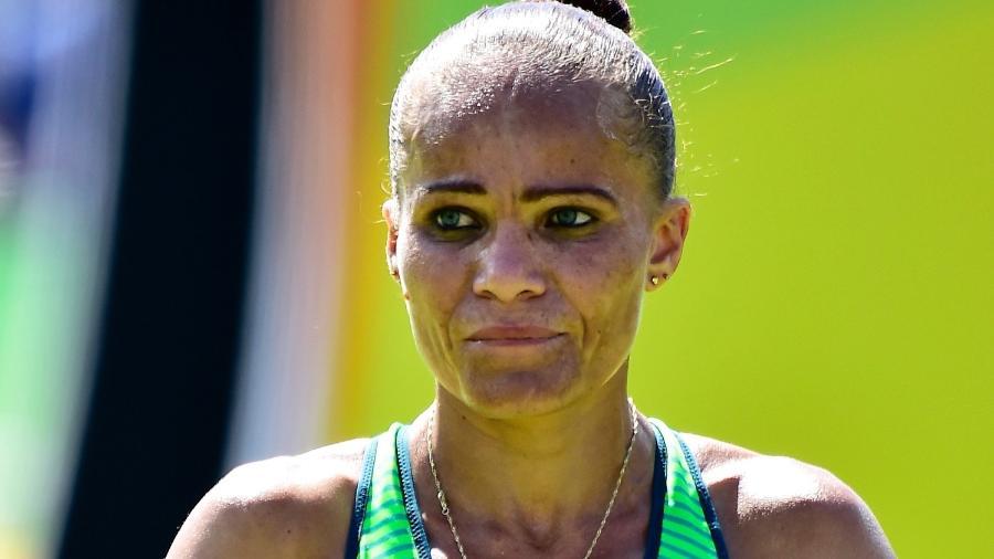 A maratonista Graciete Santana - Divulgação/CBAt