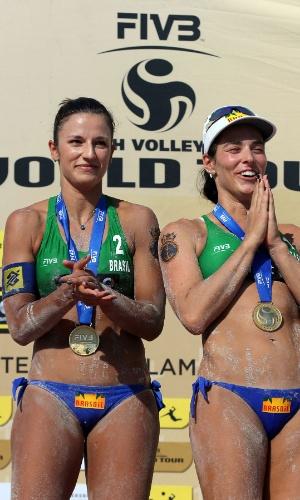 Ágatha e Bárbara Seixas, vôlei de praia