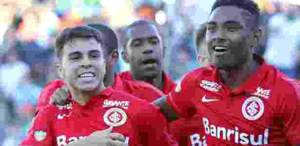 Andrigo foi craque do último Campeonato Gaúcho, mas depois perdeu espaço - Pedro H. Tesch/Eleven/Estadão Conteúdo