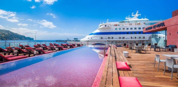 Diárias de estabelecimento na Ilha da Madeira podem chegar a R$ 2.450 - Pestana CR7 Hotel/Divulgação