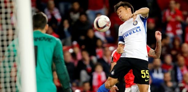 Inter de Milão foi eliminada da Liga Europa com uma rodada de antecedência