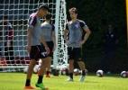 Rodrigo Caio e Cícero treinam e podem reforçar o São Paulo no clássico - Érico Leonan / saopaulofc.net