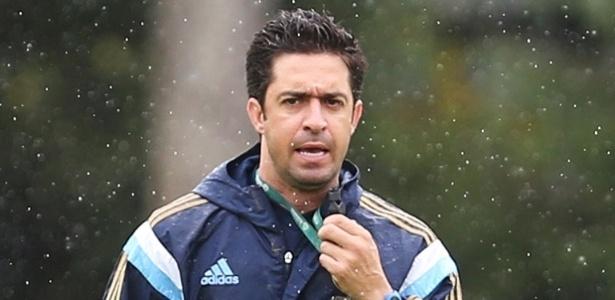 João Burse treinava a equipe sub-20 do Palmeiras