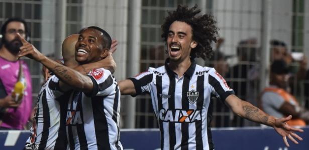 Galo vai ao Rio enfrentar o Vasco, concorrente direto por uma vaga na Libertadores