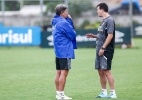 Técnico do transição do Grêmio indica data da estreia dos titulares