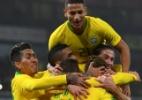 Brasil vence Uruguai por 1 a 0 em penúltimo amistoso da temporada - Mike Hewitt/Getty Images