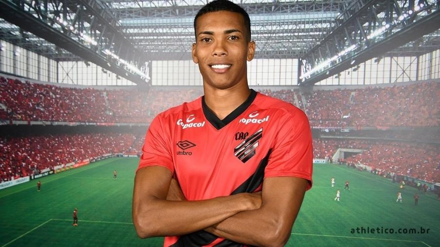 Grêmio  Lateral Madson é anunciado pelo Athletico Paranaense por ... 9dfc27c3733e4