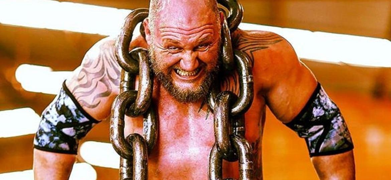 Marcos Ferrari é o principal nome do strongman no Brasil e lamentou a relação  - Reprodução/Instagram/FotografoJasso