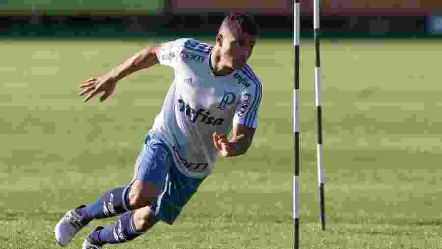 Yan tem contrato com o Palmeiras até 2023 - Divulgação/SE Palmeiras