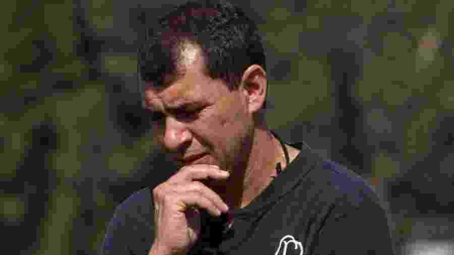 Fábio Carille tem uma série de situações para resolver antes do início do segundo semestre - Daniel Augusto Jr/Ag. Corinthians