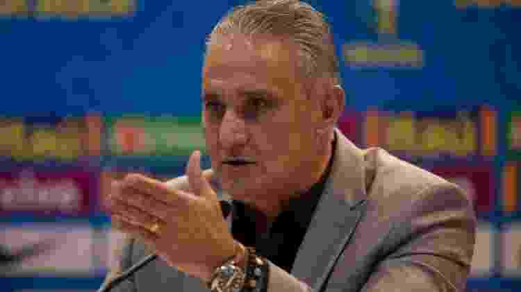 Tite chamou atletas do futebol brasileiro para os amistosos de outubro - Pedro Martins / MoWA Press