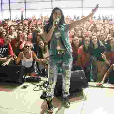 A cantora Fernanda Fé, que morreu em consequência de complicações após uma lipo, em 2019. - Reprodução/Facebook - Reprodução/Facebook