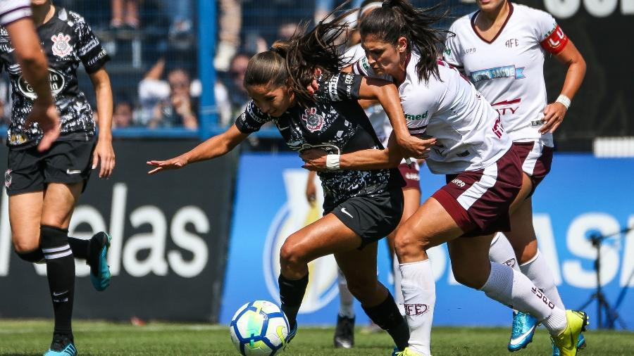 Corinthians e Ferroviária disputam a final do Brasileiro feminino - Bruno Teixeira/Ag. Corinthians