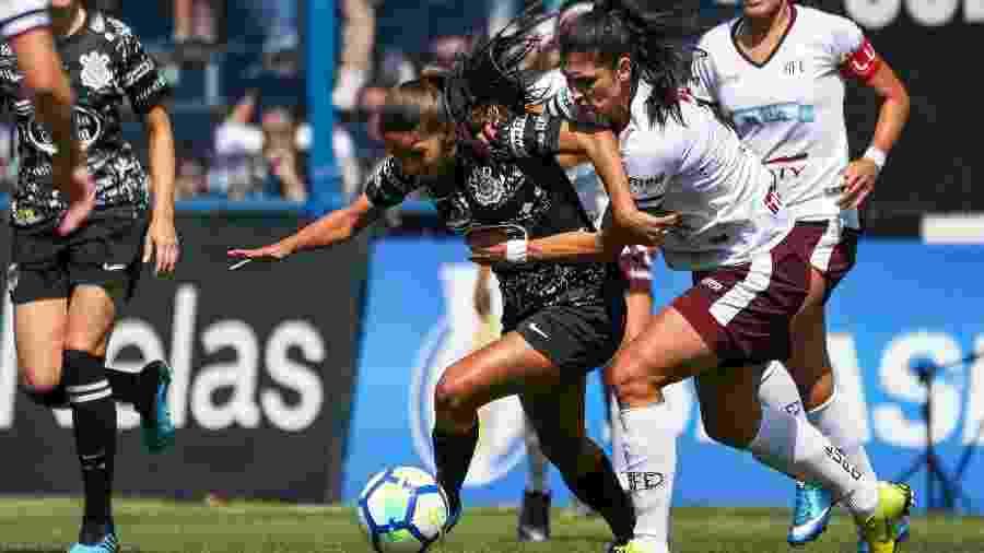 Corinthians e Ferroviária são os representantes do Brasil na Libertadores Feminina, que a volta a acontecer hoje  - Bruno Teixeira/Ag. Corinthians