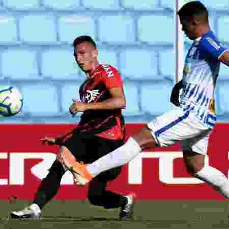 Athletico - Divulgação/@AthleticoPR - Divulgação/@AthleticoPR