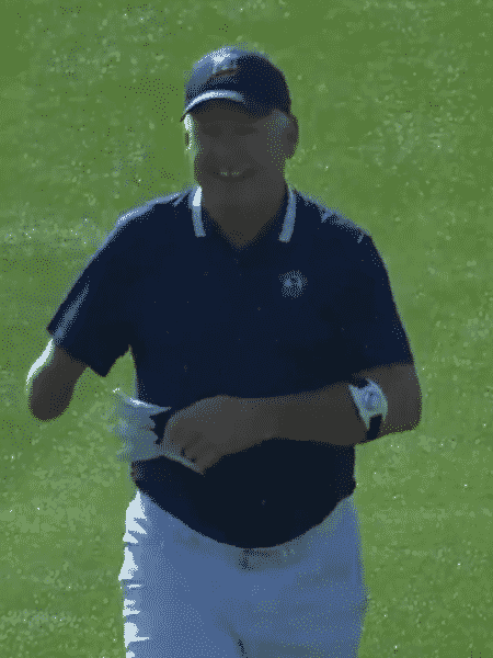 Golfista sem uma mão acerta jogada no PGA - Reprodução/Twitter