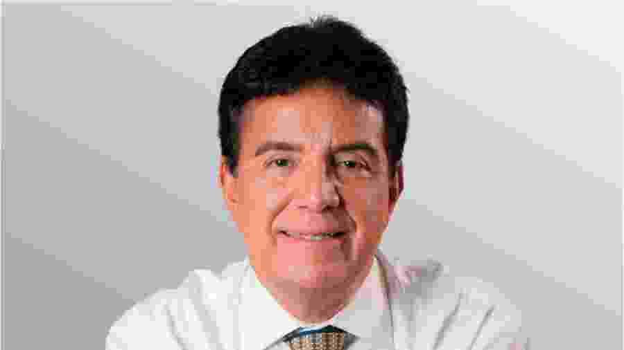 Hélio Meirelles, candidato a presidente do COB - Divulgação