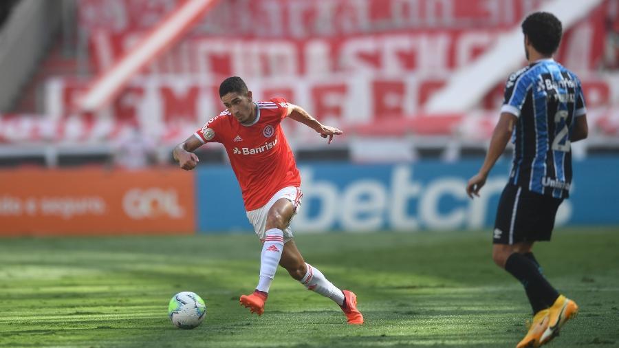 Praxedes depende de detalhes para ser confirmado no Bragantino - Ricardo Duarte/Inter