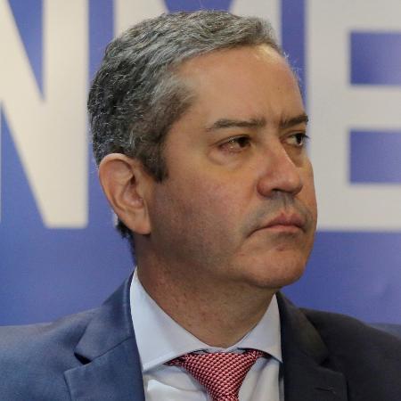 Rogério Caboclo, presidente afastado da CBF - Jorge Adorno/File Photo/Reuters