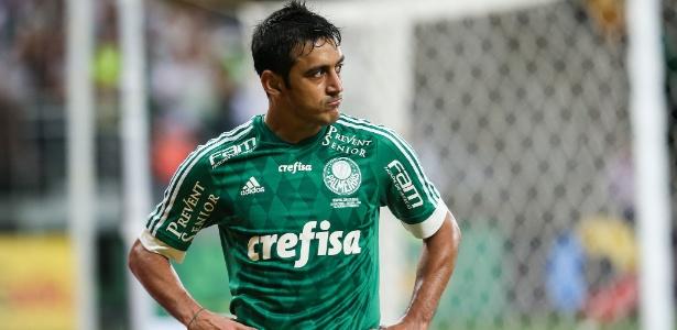Robinho tem sido o principal meia do Palmeiras na temporada