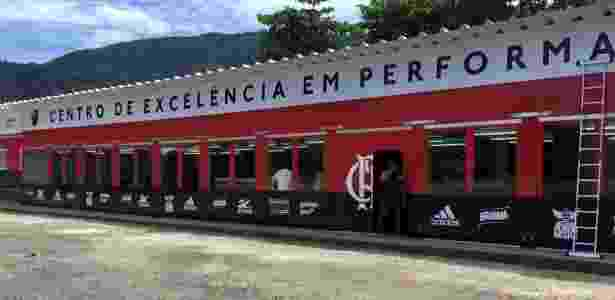 CT do Flamengo está pronto para voltar a receber jogadores - Divulgação/Flamengo