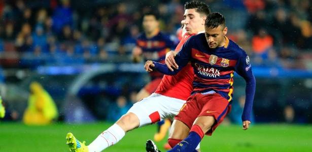 Neymar foi um dos destaques
