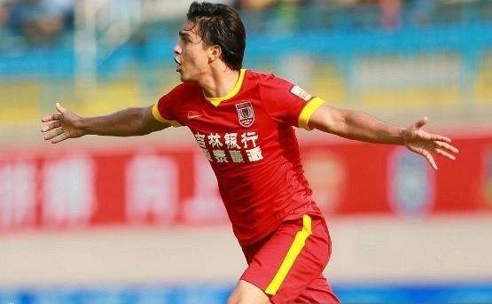 Changchun Yatai, time do futebol chinês
