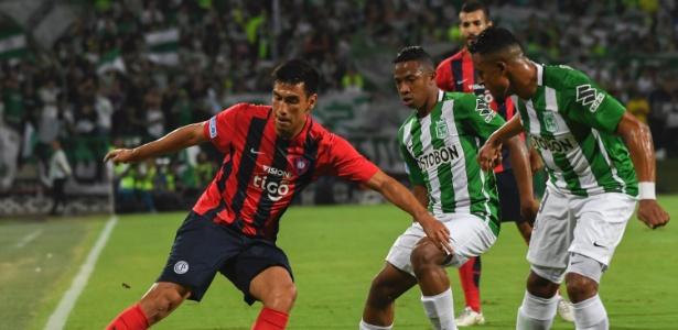 Atlético Nacional garantiu a vaga na final depois de um empate sem gols