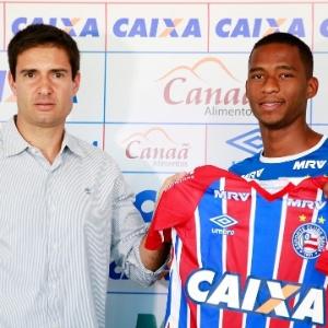 Felipe Oliveira/Divulgação/E.C. Bahia