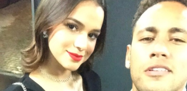 Neymar vai comemorar o aniversário ao lado de Bruna, que está em Barcelona