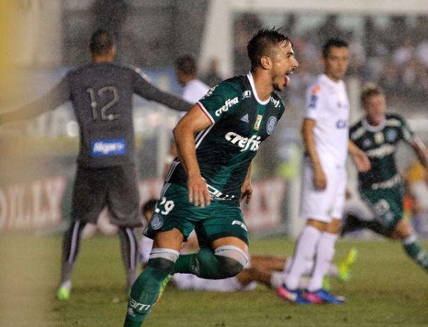 Willian é o artilheiro do Palmeiras na temporada com quatro gols marcados - Daniel Vorley/AGIF
