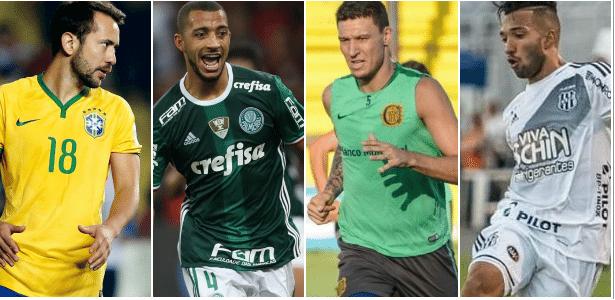 Mercado da Bola segue agitado na véspera do Campeonato Brasileiro