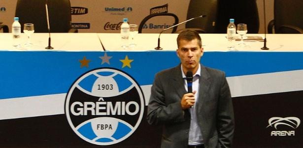 Gustavo Zanchi era CEO do Grêmio desde o início de 2015