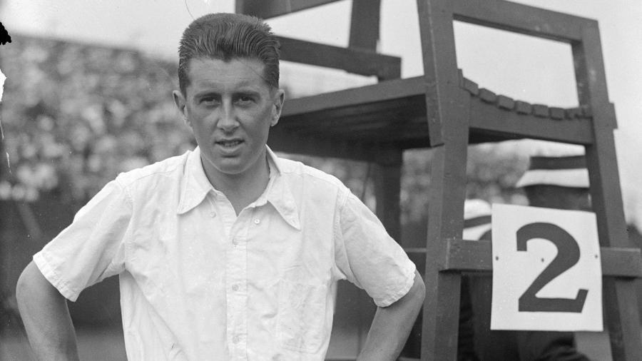 Richard Norris sobreviveu ao Titanic e foi estrela no tênis - Library of Congress