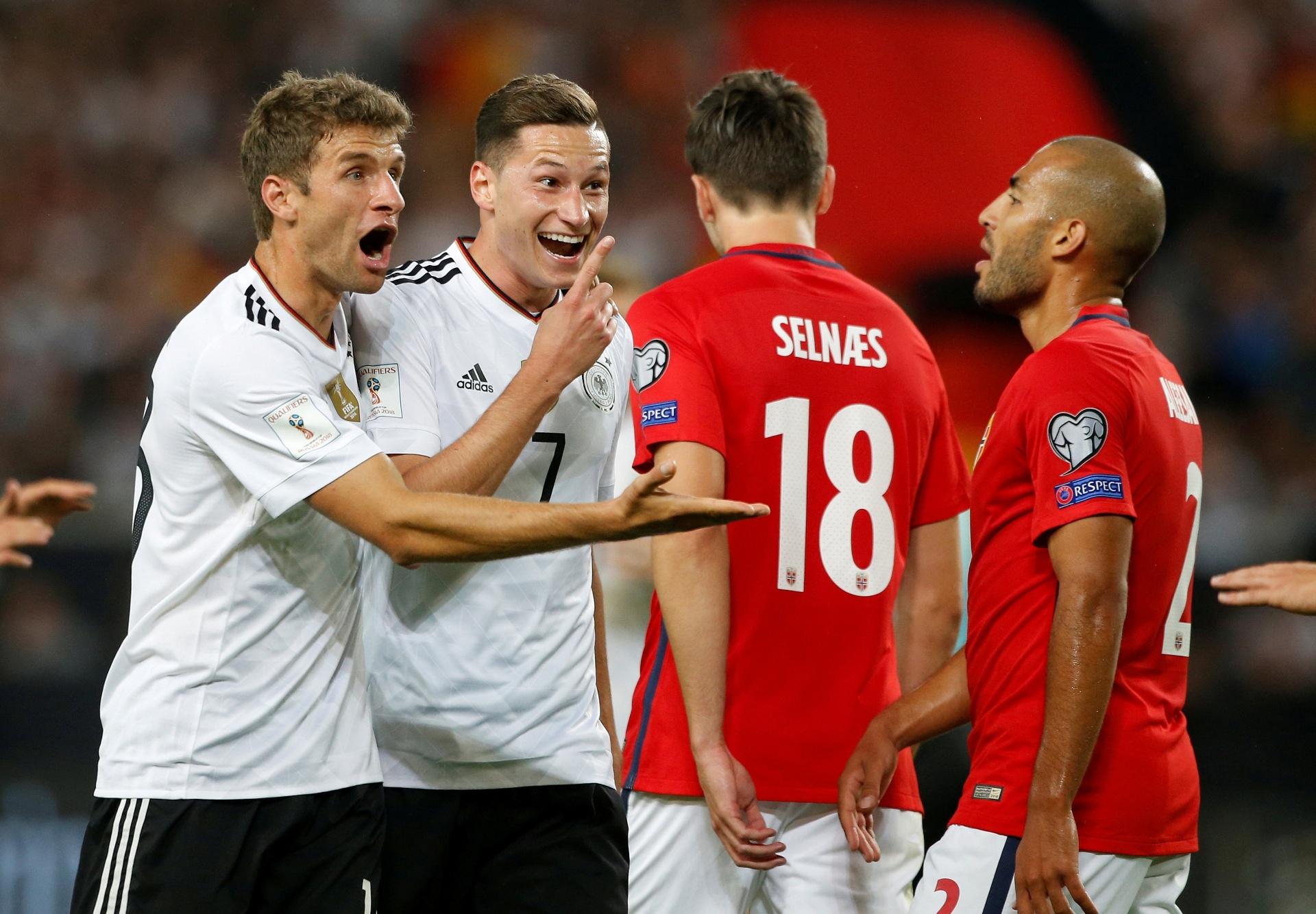 5 motivos que tornam a Alemanha favorita ao penta na Copa do Mundo - 09 10  2017 - UOL Esporte fee6c92e4fd09