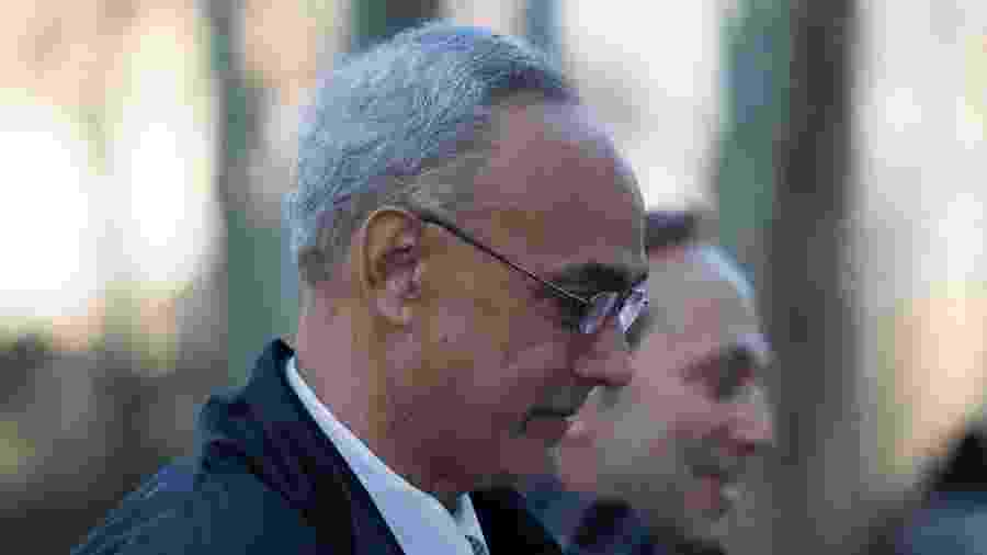 Manuel Burga é ex-presidente da Federação Peruana de Futebol  - Don Emmert/AFP