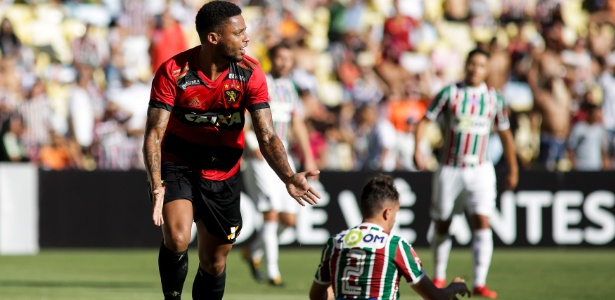Com 16 gols, atacante foi um dos destaques na fraca campanha do Sport no Brasileirão