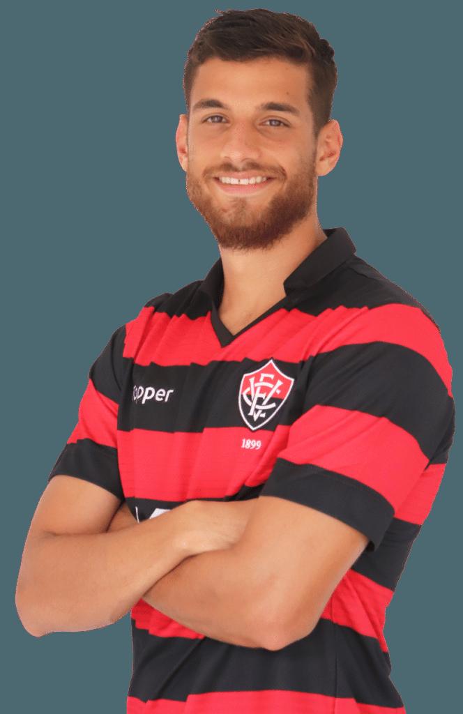 Guilherme Costa Machado Silveira, meia do Vitória